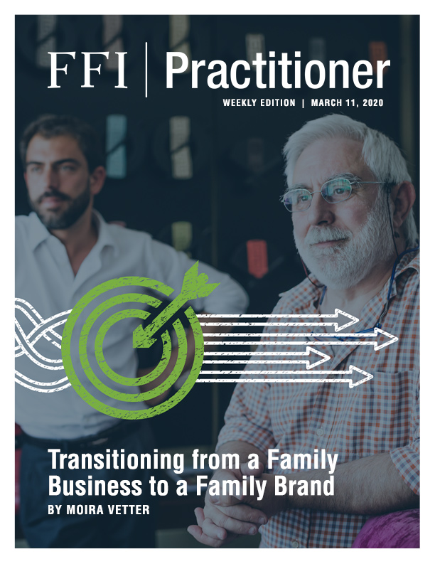 FFI Practitioner: March 11, 2020 cover