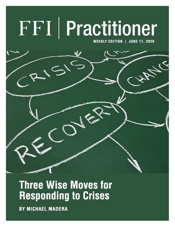 FFI Practitioner: June 17, 2020 cover