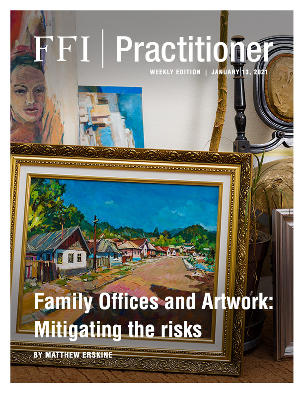 FFI Practitioner January 13, 2021 Cover
